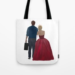 At the Beginning with You Tote Bag