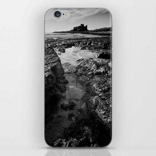 Rock pool iPhone Skin