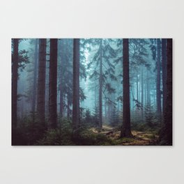In the Pines Canvas Print