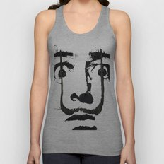 I am drugs ( Salvador Dali ) Unisex Tank Top