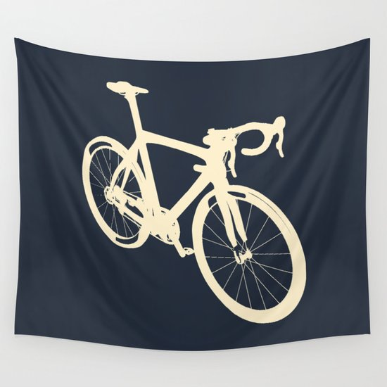 Bicycle - bike - cycling Wall Tapestry