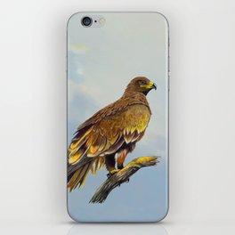 Steppe Eagle iPhone Skin