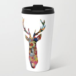 The Stag Travel Mug