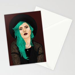 Halsey Illustration Stationery Cards