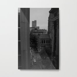 roof top bliss Metal Print
