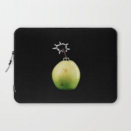 Pear Bomb Laptop Sleeve