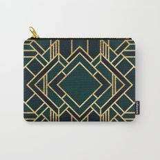 Art Deco 2 Carry-All Pouch