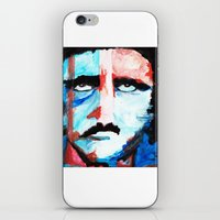 poe iPhone & iPod Skins featuring Poe by J. John Whitmore