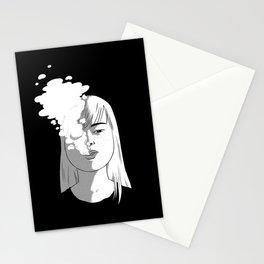 ssssmokin' Stationery Cards