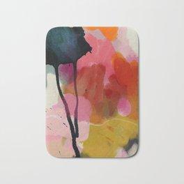 paysage abstract Bath Mat