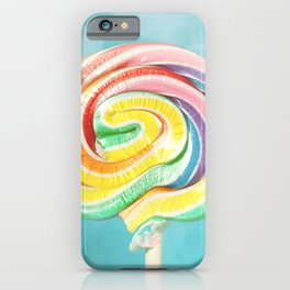 Lolly Love iPhone Case
