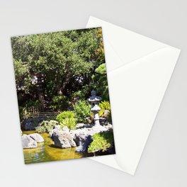 Japanese Gardens 100 0044 Stationery Cards