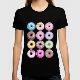 Donut Invasion T-shirt