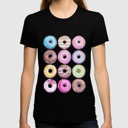 Donut Invasion T-shirt