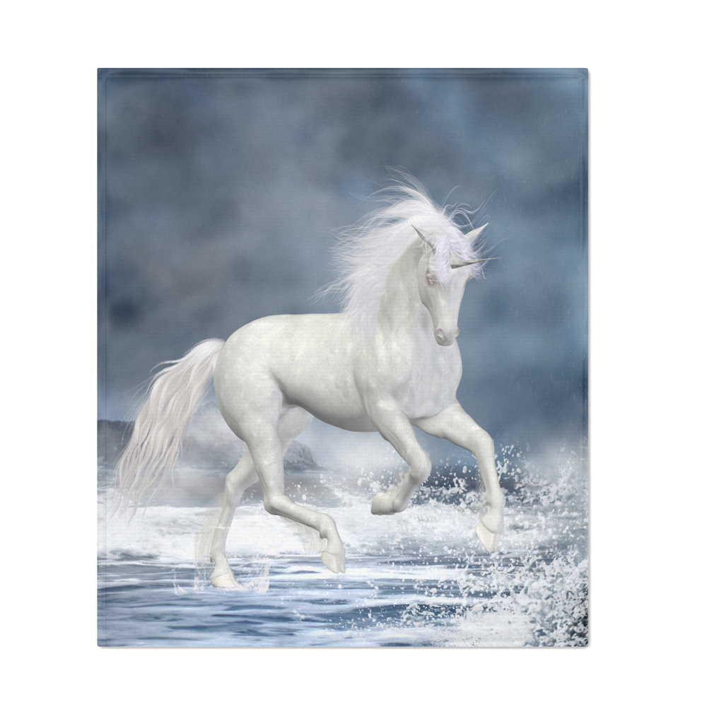 White_Unicorn_Throw_Blanket_by_simonegatterwe