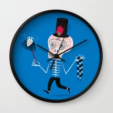The Halloween Series - The Voodoo That You Do Wall Clock