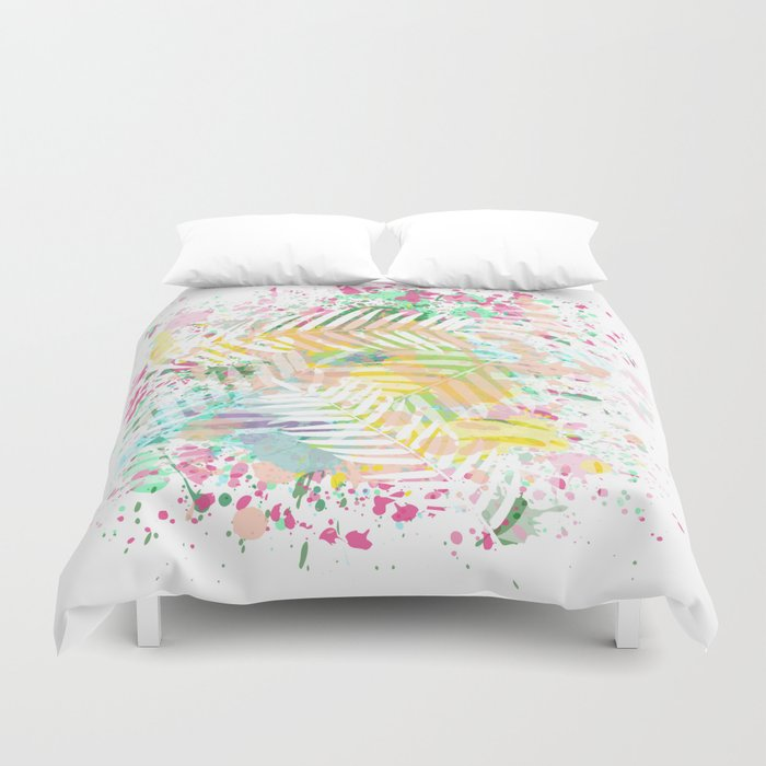 Tropical Juice Duvet Cover