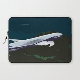 Airplane - Boeing 777 Laptop Sleeve