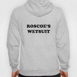 Roscoe's Wetsuit Hoody
