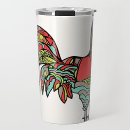 The Rooster Travel Mug