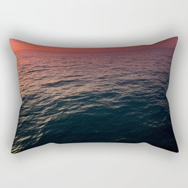 Life on the Coast is Better Rectangular Pillow