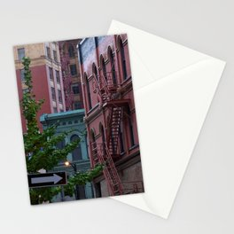 Intercity Color Stationery Cards