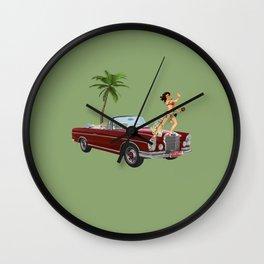 para mis abuelos Wall Clock