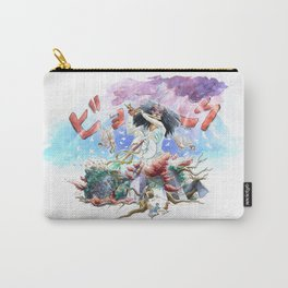 utopia apocalyptic obsessions Carry-All Pouch
