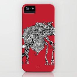 Olipwaddle iPhone Case