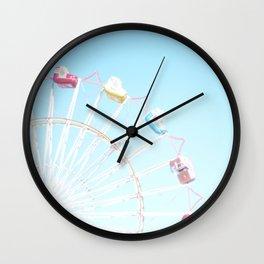Fryeburg Fair Ferris Wheel Wall Clock