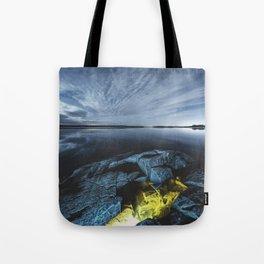 Lagoon of Light Tote Bag