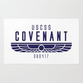 USCSS Covenant Rug