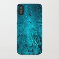 night iPhone & iPod Cases featuring Stars Can't Shine Without Darkness  by soaring anchor designs