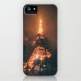Glo-kyo iPhone Case