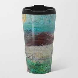 The Barn Metal Travel Mug