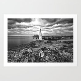 (RR 297) Beacon in Ireland Art Print