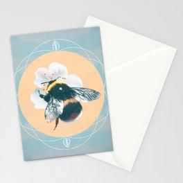 Bumblebee Hurricane Stationery Cards