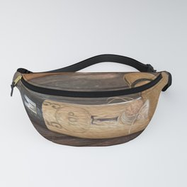 Mallet. Polo equipment Fanny Pack