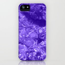 Shallows blue tint iPhone Case