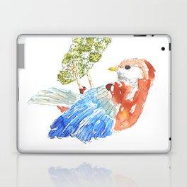 Gustavo: the bird Laptop & iPad Skin