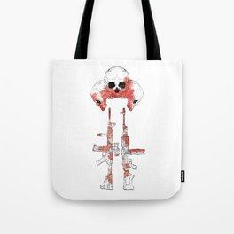 Terrifying Pirate Tote Bag