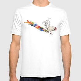 Walking Shadow, Rooster T-shirt