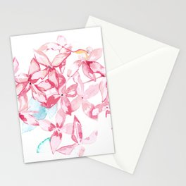 Overlaying Stationery Cards