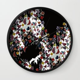 dark and whimsical Wall Clock