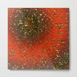 Golden Rain Tangerine Dream Metal Print