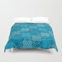 Op Art 152 Duvet Cover