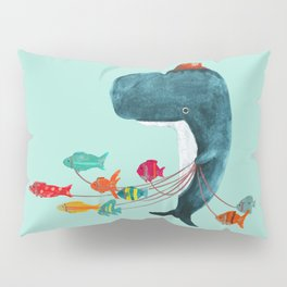 My Pet Fish Pillow Sham