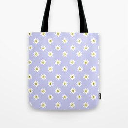 Trippy Daisy Tote Bag