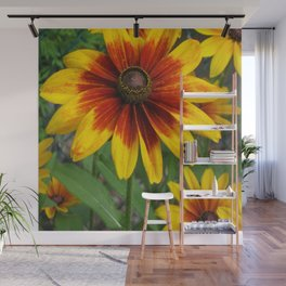 Flower | Flowers | Yellow Gaillardia Daisy | Nature Photography Wall Mural