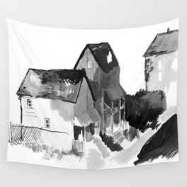 Linden Street Wall Tapestry